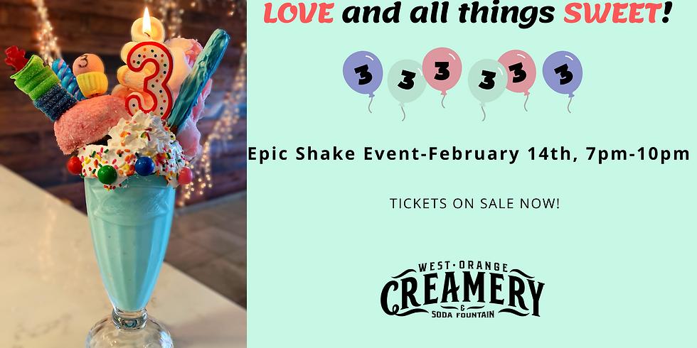 Epic Shakes - Celebrate 3