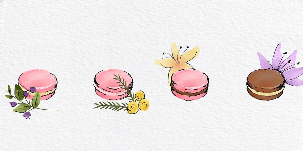 Nicole Macaron Ice Cream Sandwiches at West Orange Creamery! (2)
