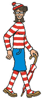 "Where is ""Waldo"""