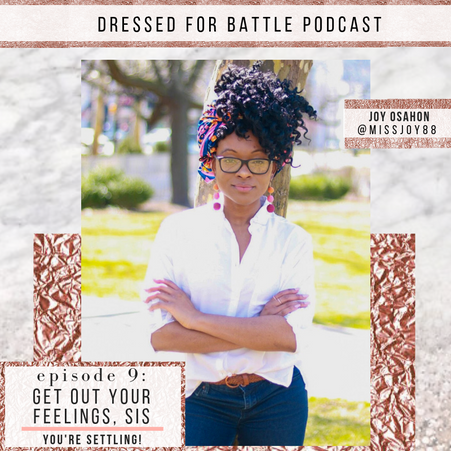"My Interview on the ""Dressed For Battle"" Podcast (Episode 9)"