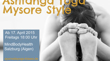 Ashtanga Yoga in Salzburg