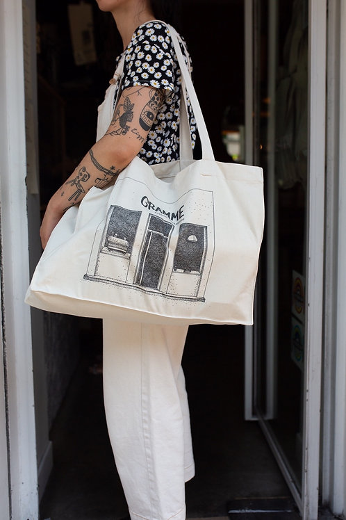 GRAND TOTE BAG GRAMME