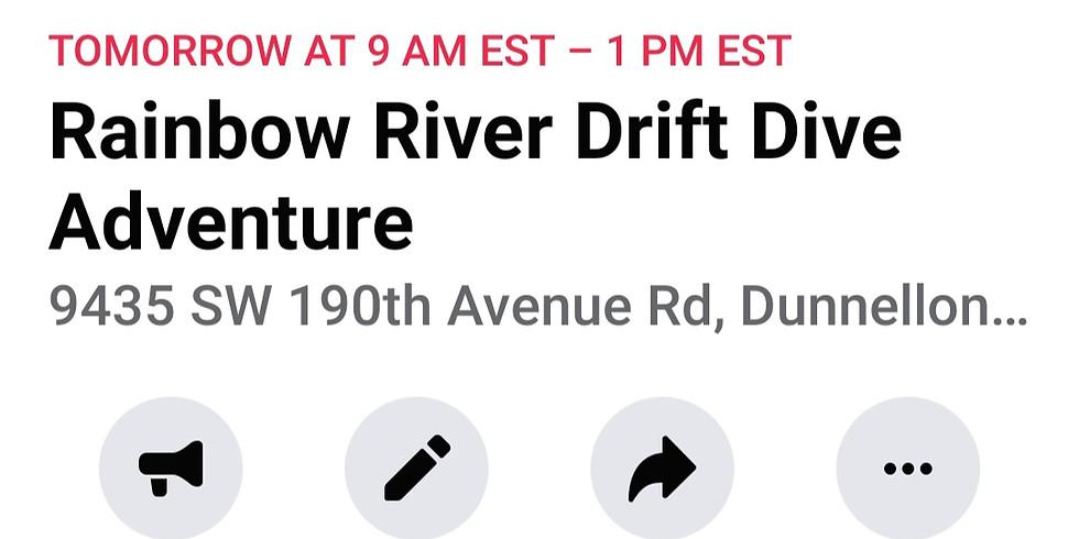 Rainbow River Drift Dive Adventure