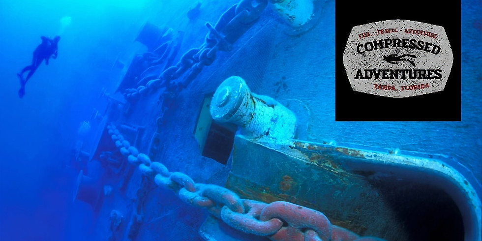 Key Largo: Deep Dive- Spiegel Grove and French Reef Adventure!