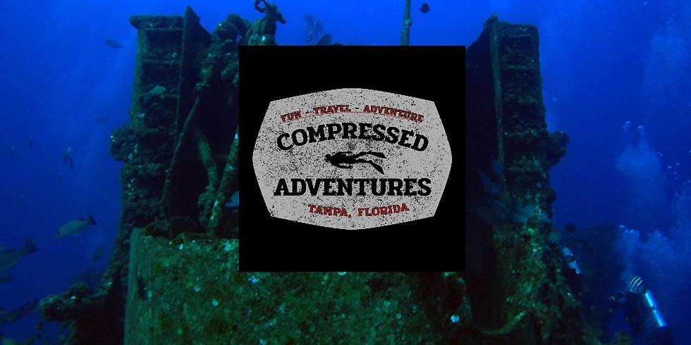Key Largo: Deep Dive- USCGC Duane and Molasses Reef Adventure!