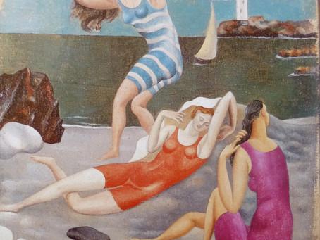 Пикассо в Биаррице