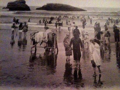 Набоков о Биаррице или ритуал купанья в начале ХХ века