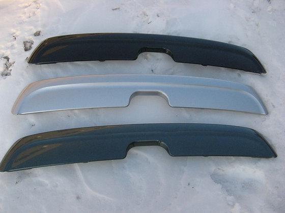 Спойлер багажника ВАЗ 2113 - 2114 с ДСТ в цвет