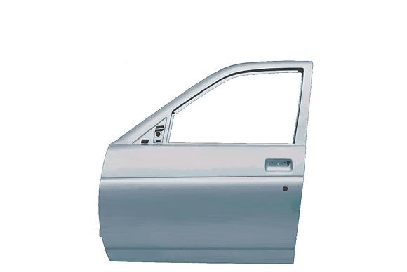 Дверь передняя левая ВАЗ 2110, 2112 в цвет
