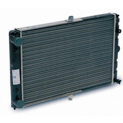 Радиатор ВАЗ 2108 LUZAR алюминевый (универсальный)