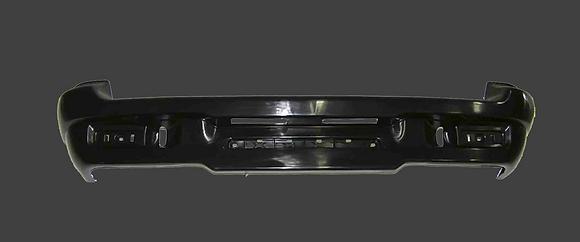 Бампер задний ВАЗ 2123 НИВА Шевроле в цвет