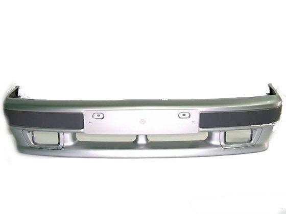 Бампер передний ВАЗ 2115 (под пласт. балку) в цвет