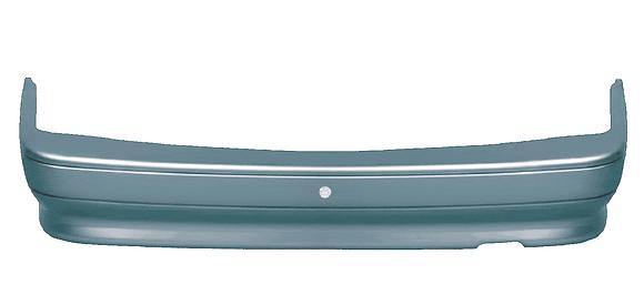 Бампер задний ВАЗ 2113 - 2114 в цвет