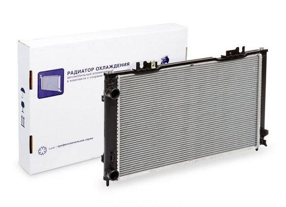 Радиатор охлаждения ПРИОРА ВАЗ 2170 под A/C Halla