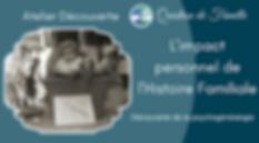 AtelierImpact personnel de l'Histoire Fa