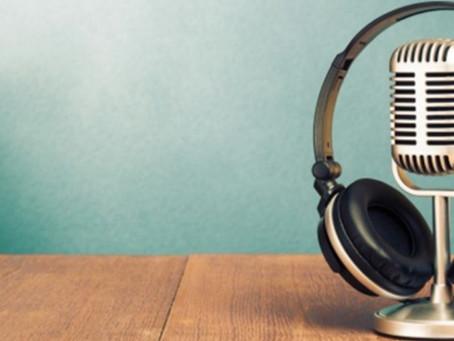 Van podcastje doen in de klas? Da's zeker dat!