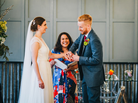Sarah-Jayne Hall - Weddings are on hold but out of the disappointment kindness prevails