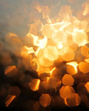 Explosion av ljus