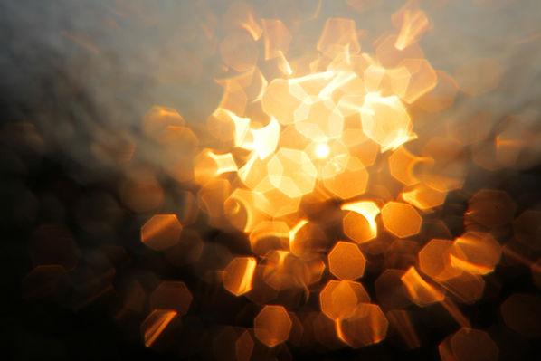 Burst of Light