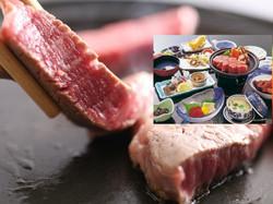 ●肉汁がじゅわじゅわ~●信州産黒毛和牛ステーキ!モー美味しいお手軽プラン