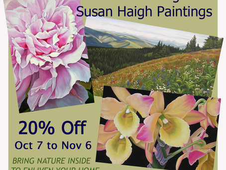 Fall Sale of Paintings