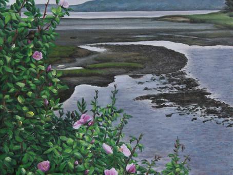 June's Bounty of Roses