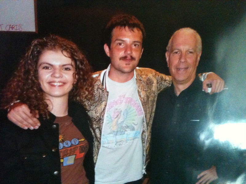 Maria Marolda, Brandon Flowers, Tom
