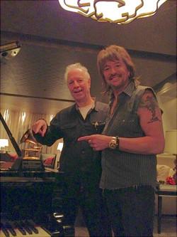 Tommy and Richie Sambora