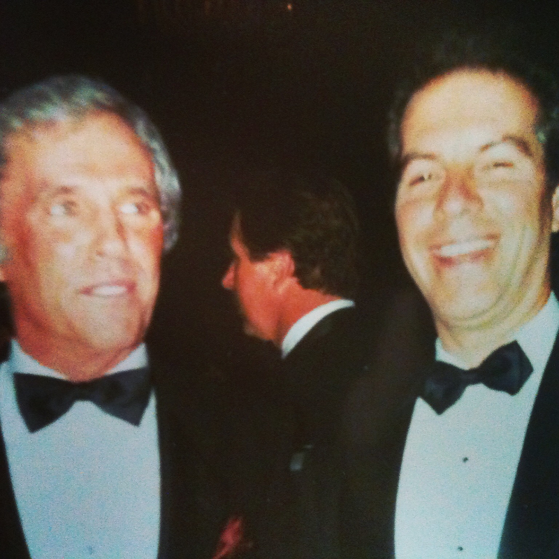 Burt Bacharach and Tommy