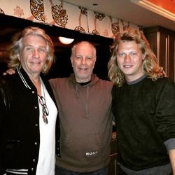 Legendary Producer Bob Rock, Tommy,