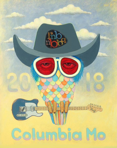 153085bdf Roots n Blues Poster