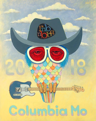 Roots n Blues Poster