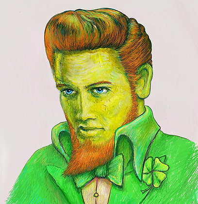 Elvis Leprechaun