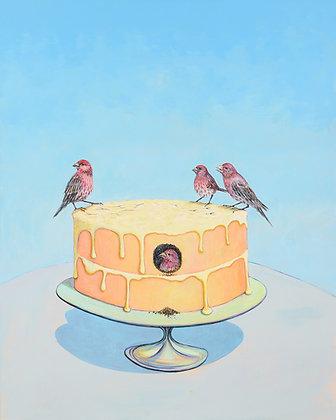 CakeBirds