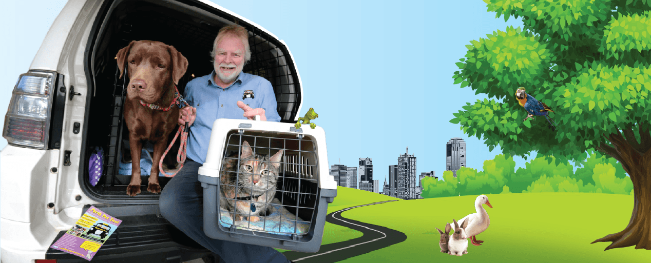 Perth WA Pet Taxi Animal Transport