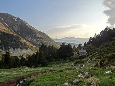 Refuge Arago in Pyrénées-Orientales