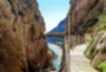 Caminito del Rey gorge walk