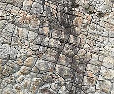 Rock climbing, Tarifa, San Bartolo, Andalusia, Spain