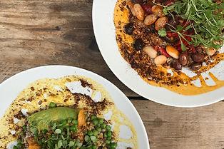Plant based vegan restaurant London