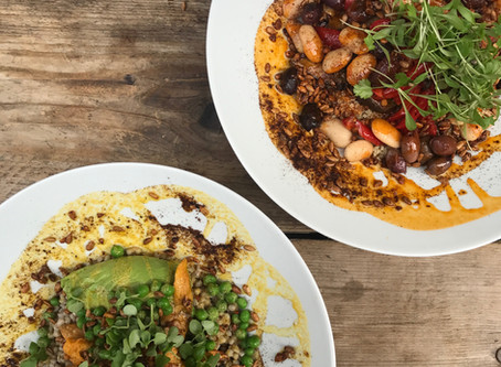 Plant based discoveries in London