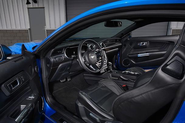 Interior Mustang Mach 1