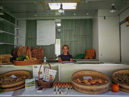 Reich- und nachhaltige Brünig Säumer-Gut Produkte!