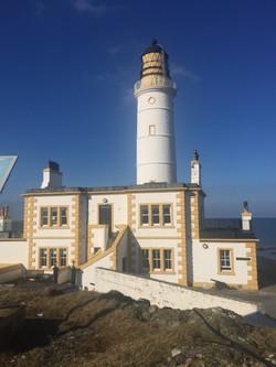 Corsewall Lighthouse nr Stranraer
