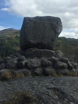 Bruce's Stone