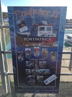 Sea Fishing, Port Patrick