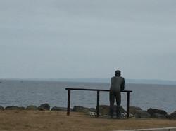 Statue, Port William