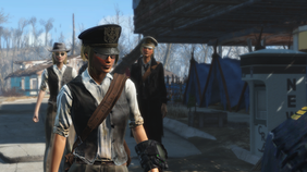 Immersive Stories Mod (Fallout 4)