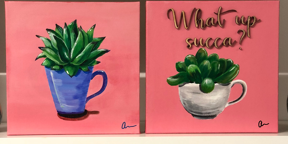 Cafe Succulent