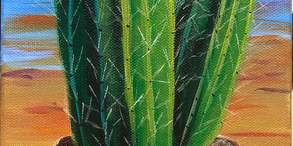 Prickly Cactus!