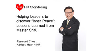 """Helping Leaders to find """"Inner Peace"""": Lessons Learned from Master Shifu"""